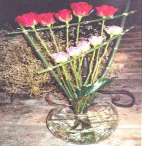 Art floral photos des compositions florales tuteur 2 conseils en d coration florale - Composition florale automne ...