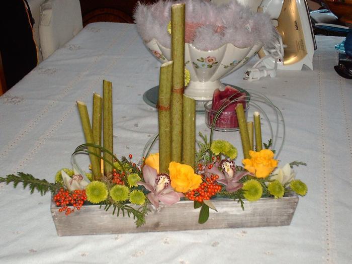 art floral photos des compositions florales cours art floral 1 conseils en d coration florale. Black Bedroom Furniture Sets. Home Design Ideas