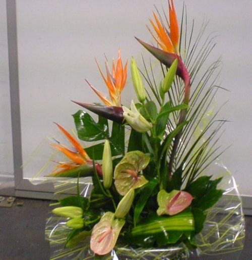 Art Floral Photos Des Compositions Florales Bulle