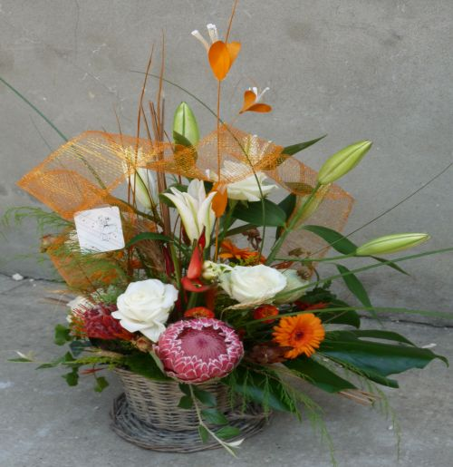 Annuaire art floral et d coration florale compositions for Annuaire decoration