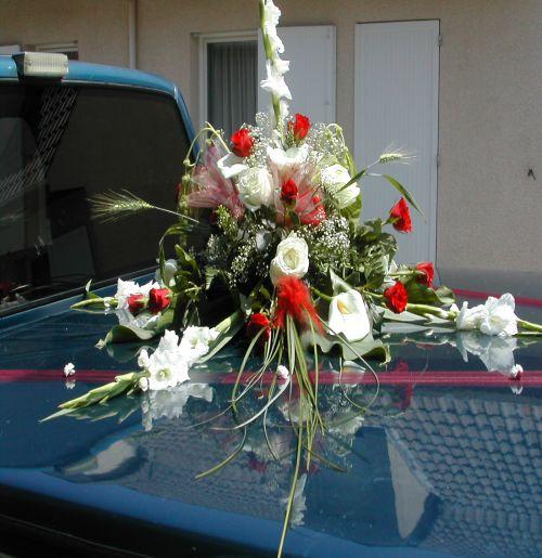 ... composition florale mariage de nat60 sur www.composition-florale.com