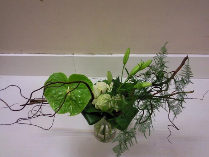 La Composition Florale : Art floral photos des compositions florales parallele