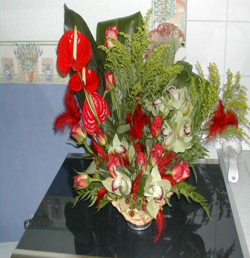 Art Floral Photos Des Compositions Florales Mariage Conseils En D Coration Florale