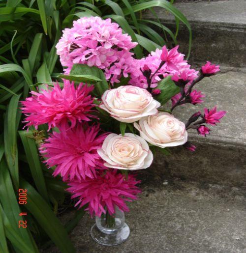 art floral photos des compositions florales printemps conseils en d coration florale. Black Bedroom Furniture Sets. Home Design Ideas